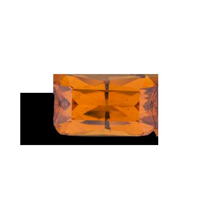 Garnet- spessartite 2.64ct