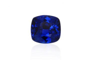 A Fine Sri Lankan Cushion Sapphire